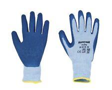 Honeywell DEXGRIP LIGHT. Size 8. Knitted Cotton Work Gloves / Latex. 2094150