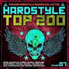 HARDSTYLE TOP 200 Vol 7 = Prophet/Heart/Tweekz/Zany/Isaac...=4CD= PHATTE TRAXX!!