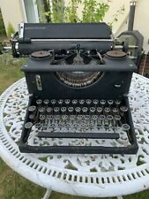 More details for vintage 1940 imperial typewriter  no 3px79