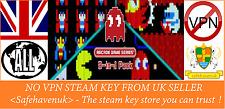 ARCADE GAME SERIES 3-in-1 Pack Steam key NO VPN Region Free UK Seller