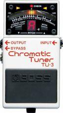 BOSS TU-3 Chromatic Tuner New F/S