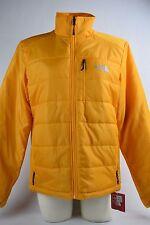 NWT Mens North Face Brecon jacket Zinnia Orange sz Medium coat