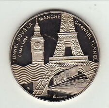 TUNNEL sous la MANCHE  inauguration 6 mai 1998  FDC