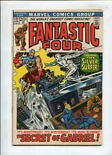The Fantastic Four # 121 The  Silver Surfer Cover (7.5) 1972