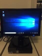 Dell OptiPlex GX 780 SFF + Monitor LG Flatron L177WSB