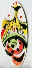 Mars Attacks The Revenge Shaped Sketch Card By Lowell Isaac