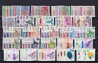 es - FRANCE Préos Collection 98 diff. neufs** 1964/1988