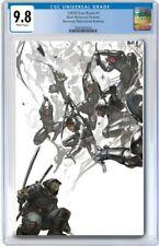 💥TMNT The Last Ronin #1 CGC 9.8 Exclusive Skan Homage Variant Comic PRE-ORDER💥