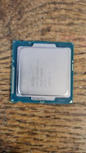 Intel Core i7-4790 i7 4790 /max 4 x 4 GHz Quad-Core  CPU 8 Threads getestet OK