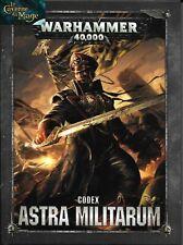 WARHAMMER 40000 40k - Codex Astra Militarum 8ème Edition