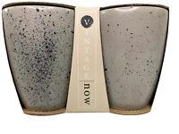 Stoneware Set Stoneware Coffee Cup Set of 4 Coastal Mugs