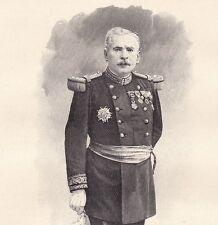 Portrait Général Gustave Léon Niox Provins Hôtel des Invalides Musée de l'Armée