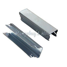 10PCS Hunting 7.62 x 54R Silver 5 Round Stripper Clips Spring Steel Mosin Nagant