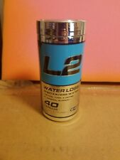 Cellucor L2 Water Loss 40 Capsules - READ