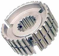 VW split case transmission pinion shaft Clutch Gear, 2nd gear, Oct'52 - 1960 new
