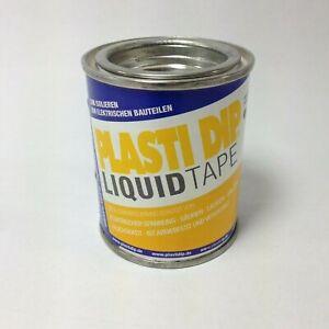 Performix Plasti Dip® Original LIQUID TAPE black - Flüssigisolation schwarz 100g