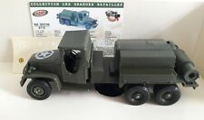 Camion GMC compresseur US WW2 - Solido - 1/50 - kaki - NEUF + BOÎTE + décalco