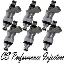 OEM Denso Fuel Injectors Set (6) 23250-62030 for 92-98 Lexus Toyota 3.0 3.4 V6