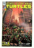 Teenage Mutant Ninja Turtles #68 RE Team Eastman Variant IDW Comic Book TMNT