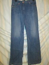 THEORY jeans,size 8,med wash,compare at over $100.