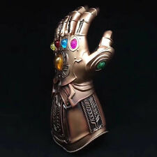 Avengers Thanos Glove Infinity Gauntlet Guanti Cosplay Regalo Natale Show Party