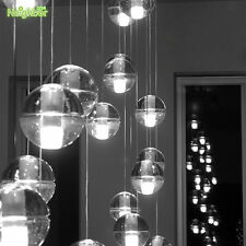 26drop Meteor Glass Globe Pendant Lamp Ceiling Light Hanging Lighting Chandelier