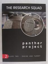 Panther Project. Volume 2 Engine and Turret by the Research Squad AFV Modeller