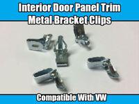 10x Clips For VW Beetle T1 T2 T3 Transporter Camper Van Interior Door Panel Trim