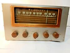 VTG Magnavox Vacuum Tube Amplifier CR199A Radio Phono Chassis Amp Made USA