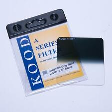 KOOD A SERIES ND8 GRADUATED FILTER 3 STOP HARD EDGE COKIN NEUTRAL DENSITY GG4H