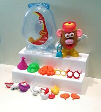 MISS POTATO HEAD BUNDLE INCLUDING ACCESSORIES & SILLY SUITCASE STORAGE CASE