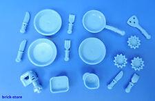 LEGO®   41311 /  Großes Teller,Gabel,Messer,Schüssel,Formen und Mixer Set