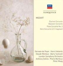 Concerto Musik-CD-Mozart 's