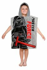 Lego Star Wars Seven  Hooded Poncho Towel