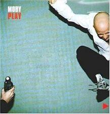 Play [2 LP] by Moby (Vinyl, Feb-2002, 2 Discs, Mute)