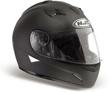Casco, Helmet, Casque,  HJC TR-1 Negro Mate Talla / Size: XL