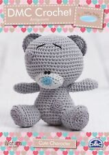 Tiny Tatty Teddy Cute Character Crochet Pattern DMC Amigurumi