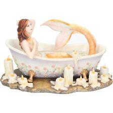 Bathtime par Selina Fenech Fairy Fée figurine Mermaid Art Ornement Décoration
