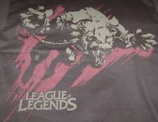 LEAGUE OF LEGENDS LEAPING WARWICK T-SHIRT SMALL NEW