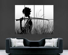 SAMURAI CHAMPLOO POSTER JAPANESE ANIME MANGA WARRIOR PICTURE WALL ART