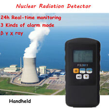 FS2011 Real-time Geiger Counter β γ χ Nuclear Radiation Detector Test Dosimeter