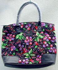 Vera Bradley Day Off Satchel Handbag / Shoulder bag in Winter Berry.  NWT
