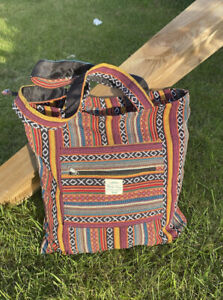 Handmade Tote Bag | Shopping Bag | Cotton | Eco Friendly & Vegan Free Bag