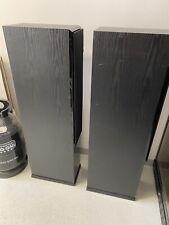 Magnat Shadow 207 Standlautsprecher, 3 Wege Bassreflex, schwarz, 2 Stück