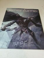 Game Informer Magazine April 2013 issue #240 Thief Cover EUC