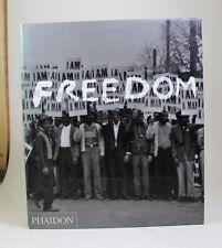 FREEDOM - EDITIONS PHAIDON  2002 - TEXTE EN ANGLAIS -EN TRES BON ETAT