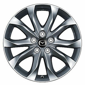 Genuine Mazda 3 2011-2017 18 inch Alloy Wheel Design 152 9965227080CN 2021