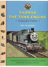 THOMAS THE TANK ENGINE COLLECTION - REV. W. AWDRY  as new   cf