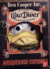 Ben Cooper Donald Duck Costume Vintage Walt Disney Halloween Size 4-6 New York