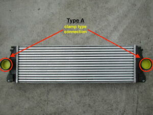 NEW INTERCOOLER FOR VW CRAFTER 2E 2F  2007-2018   (For  CLAMP HOSE TYPE ONLY!)